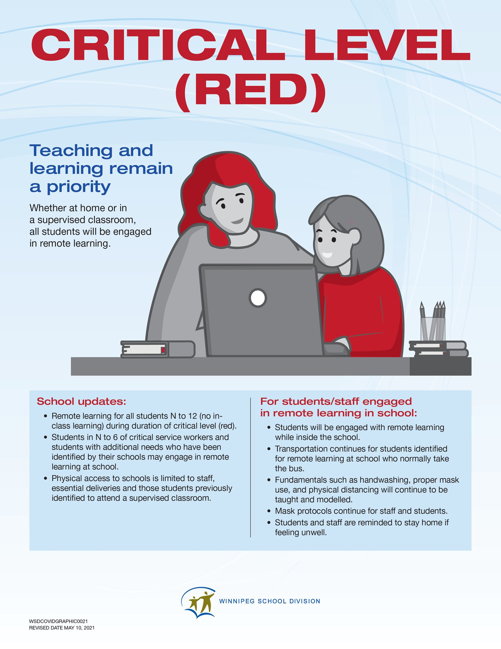 WSD Remote Learning Critical Level Red handout.jpg